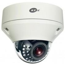 KT&C kez-c2dr28v12irN outdoor HD-TVI vandal IR dome camera