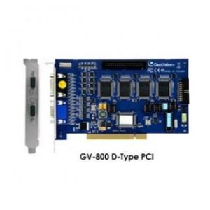 GeoVision GV-800-4 Channel 120 fps DVR Card: PCI-E, Type B, DVI, 3yr warranty